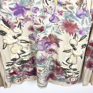 Sundance Tops - Sundance Wild Floral Bewitching Blossoms Top
